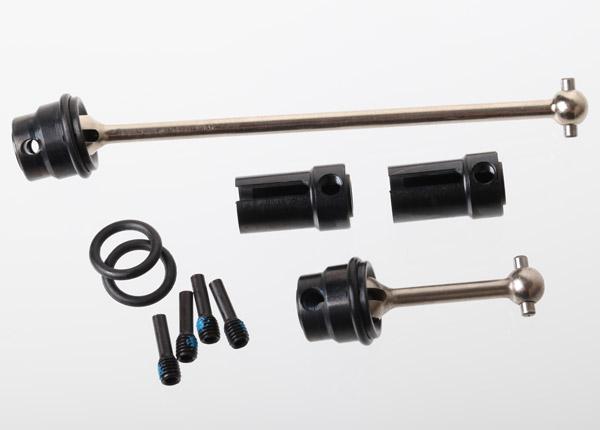 Traxxas 1/16 Steel Center Driveshaft Set