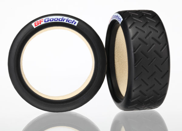 Traxxas Tires, Bfgoodrich Rally (2) (Soft Compound)