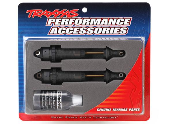 Traxxas GTR XX-Long Hard Anodized Shocks (2)