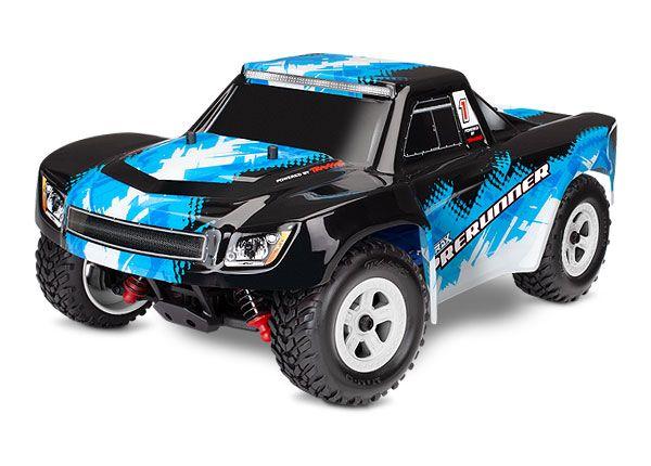 Traxxas LaTrax Desert Prerunner 1/18 4WD RTR Racing Truck BlueX