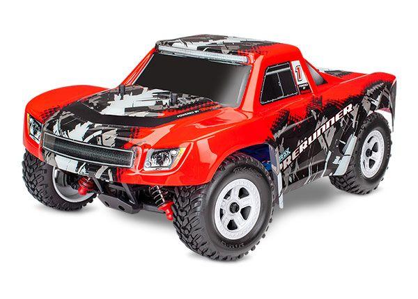 Traxxas LaTrax Desert Prerunner 1/18 4WD RTR Racing Truck RedX