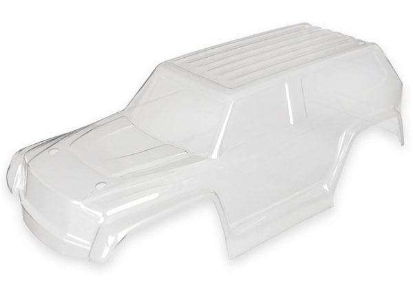 Traxxas LaTrax Teton Body (Clear)