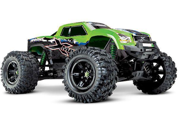 Traxxas X-Maxx 4WD Brushless RTR 8S Monster Truck w/2.4GHz TQi Radio & TSM GreenX