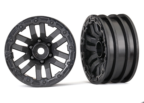 Traxxas Wheels, TRX-4 1.9