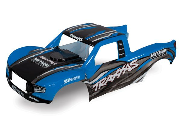 Traxxas Body, Unlimited Desert Racer Trophy Truck, Traxxas Edition (painted)/ decals
