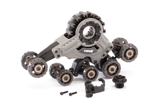 Traxxas Traxx, TRX-4 (4) (rear right) (requires 8886 stub axle, 7061 GTR shock & 8896 rubber track)