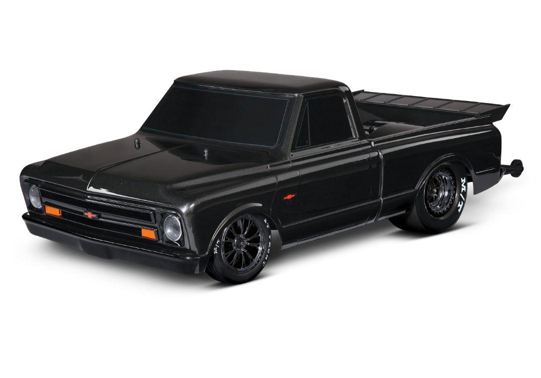Traxxas 1967 Chevrolet C10 Drag Slash - Midnight Black