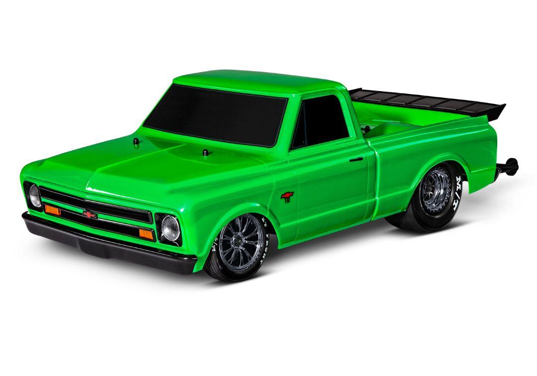 Traxxas 1967 Chevrolet C10 Drag Slash - Green Machine
