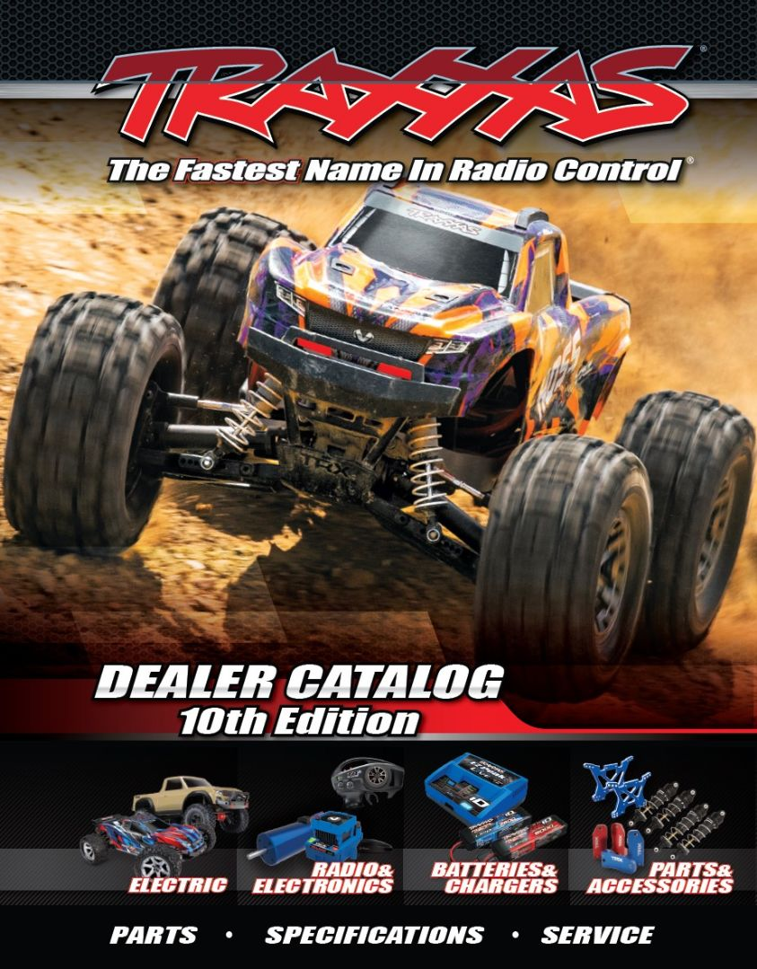 Traxxas Dealer Catalog - 9th Edition