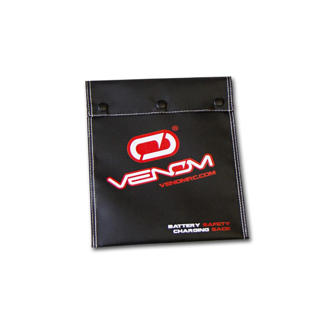 Venom Battery Safety Charge Sack - Small 21.6 x 18.4cm
