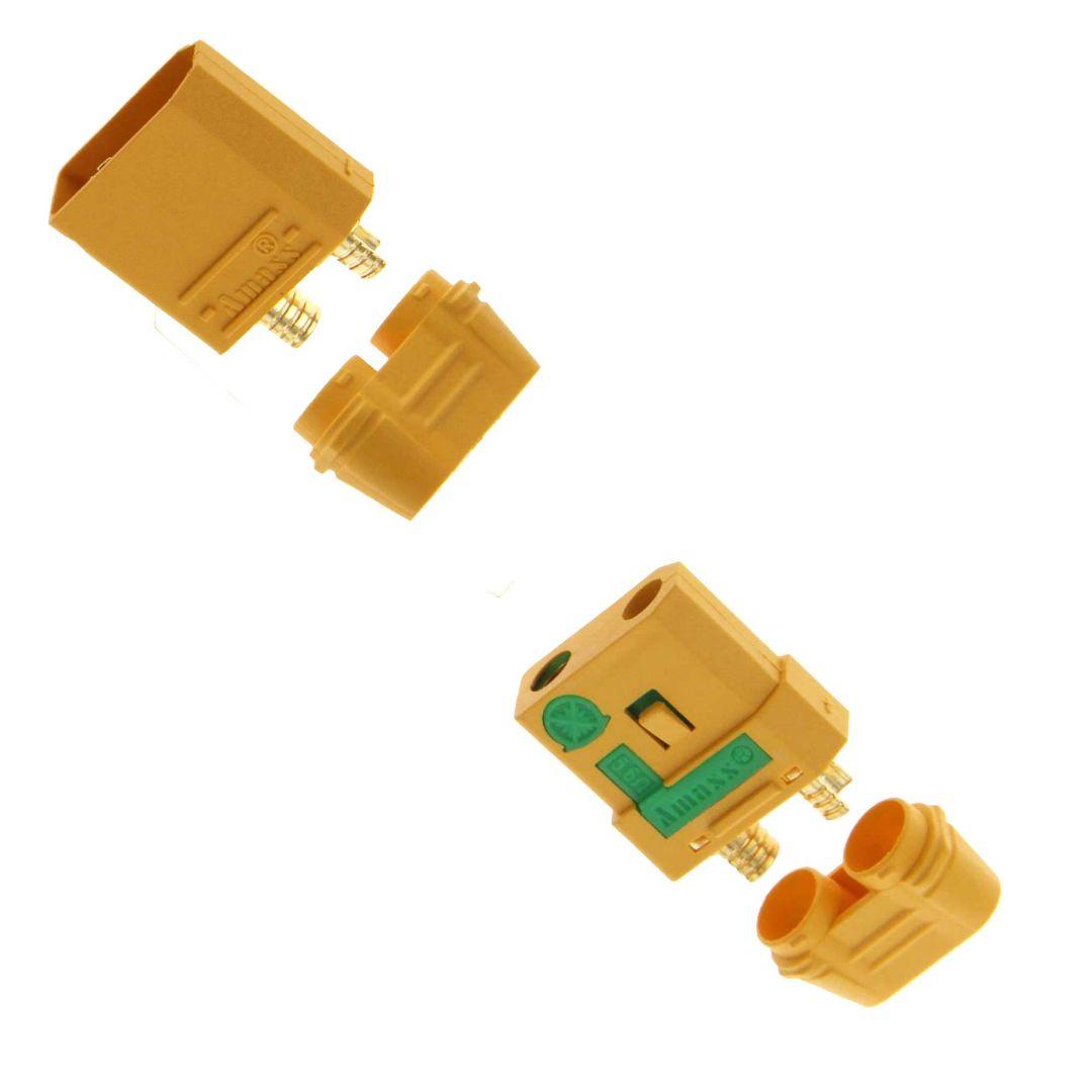 Venom Amass XT90-S Anti Spark Male/Female Connector Plug For Battery ESC & Charge Lead