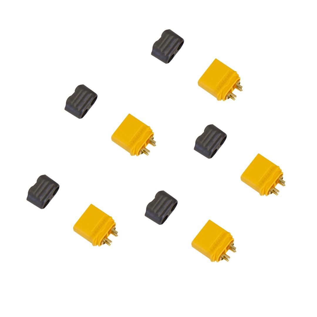Venom XT60 Male Connector - 5 pieces